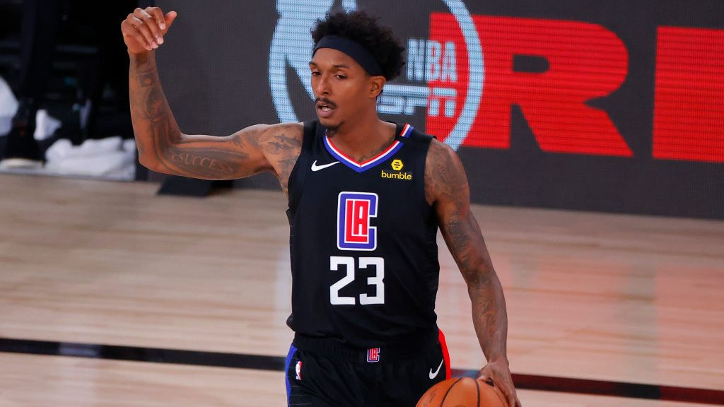 Clippers guard Lou Williams