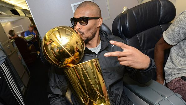 Former Warriors guard Leandro Barbosa
