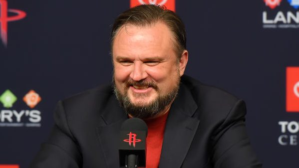 Report: Houston told coaching candidates Daryl Morey was leaving