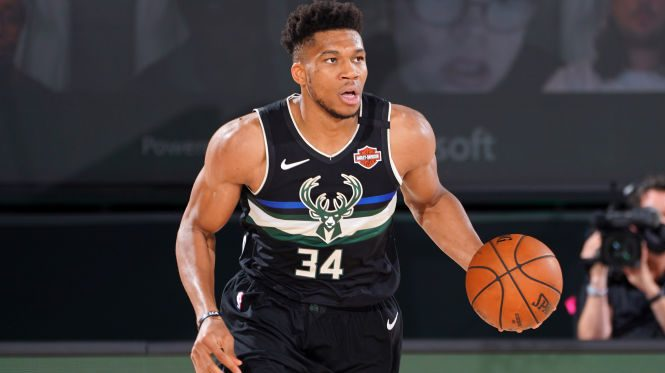 Another reminder: The Bucks will not trade Giannis Antetokounmpo