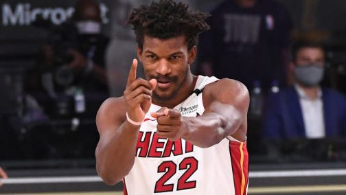 Jimmy Butler Outduels LeBron - Heat Take Game 5 Thriller