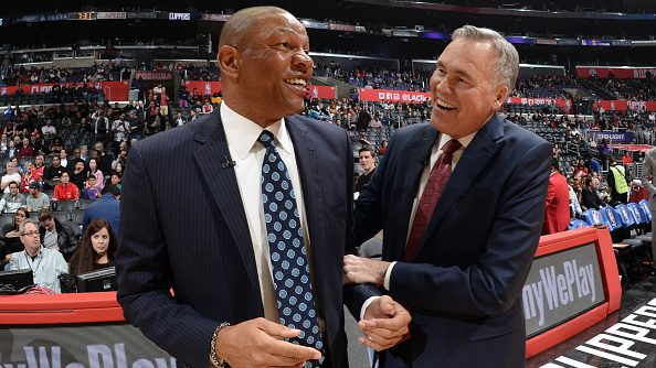 Former Clippers coach Doc Rivers and former Rockets coach Mike D'Antoni are 76ers candidates