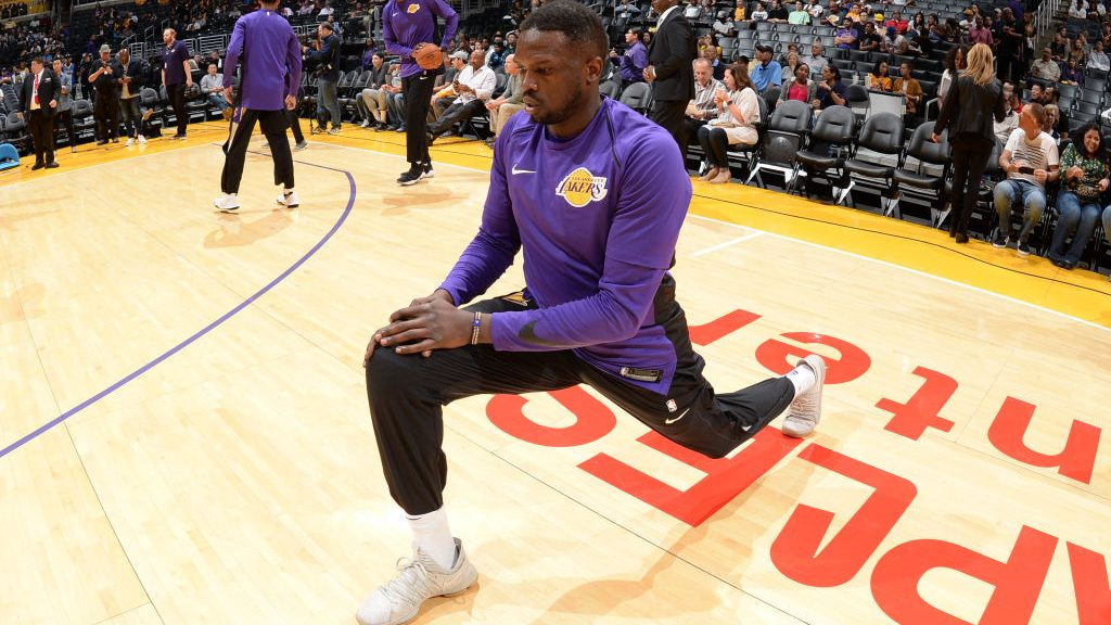 Report: Lakers apply to exclude Luol Deng's salary from cap/luxury tax