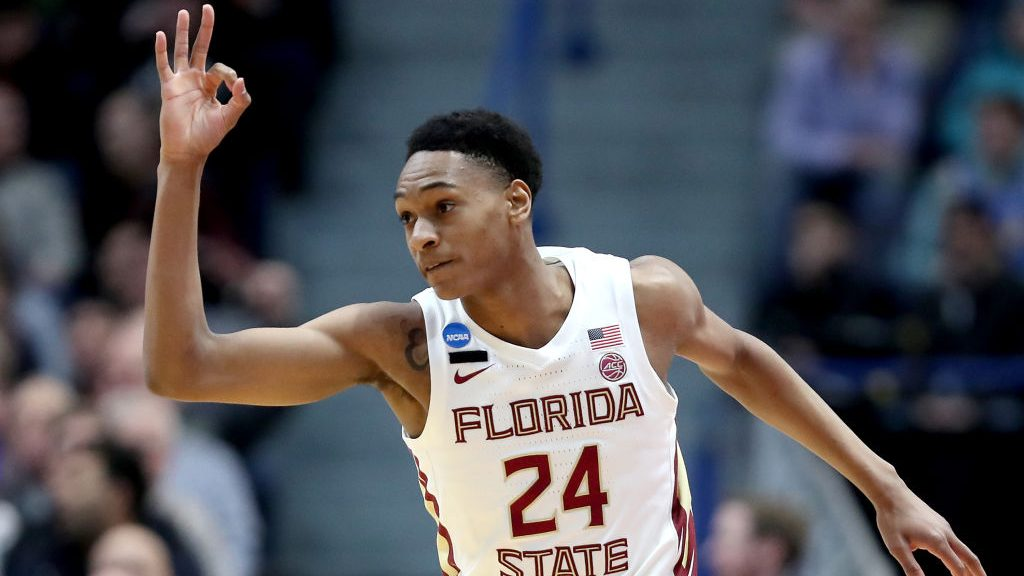Florida State wing Devin Vassell