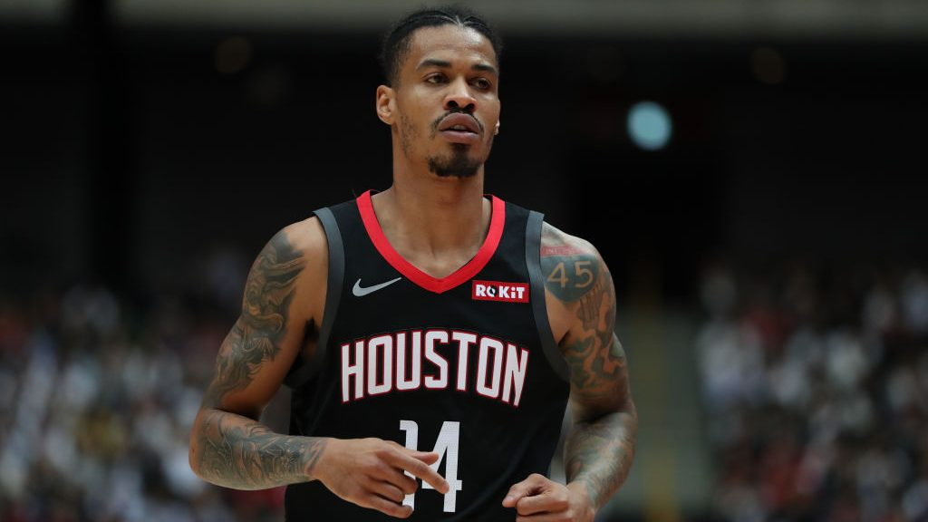 Rockets wing Gerald Green