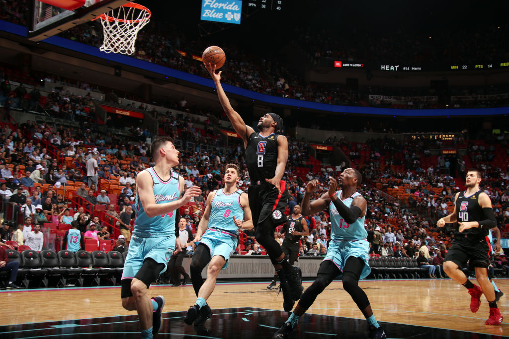 Maurice Harkless vs. Heat