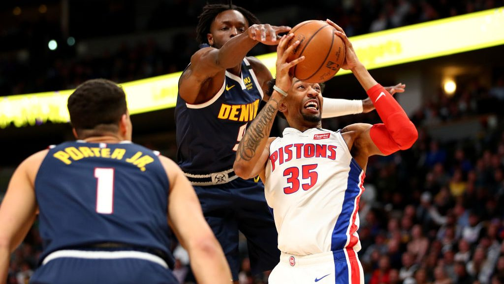 Report: Pistons signing Jerami Grant ($60M) sign-and-trading Christian Wood ($41M) to Rockets – ProBasketballTalk