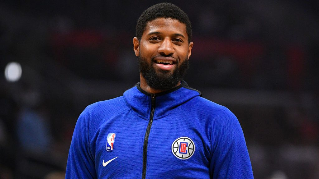 Clippers star Paul George