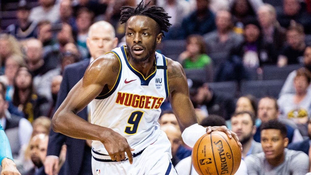 Former Nuggets forward Jerami Grant