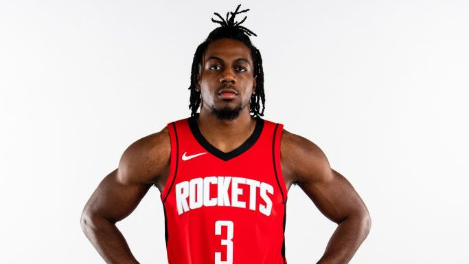 2020-2021 Houston Rockets Content Day