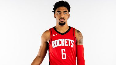Rockets rookie Kenyon Martin Jr.