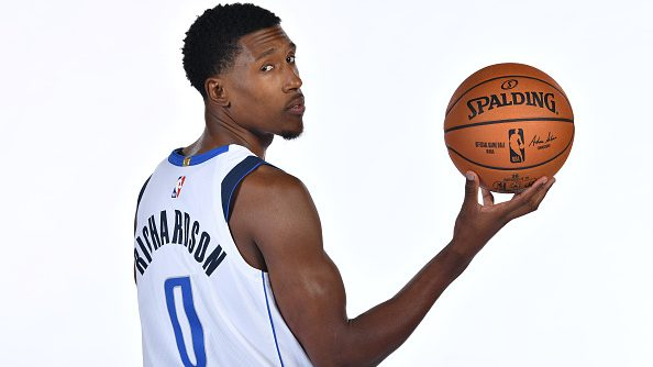 Mavericks guard Josh Richardson