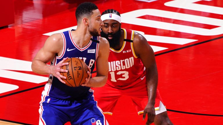 Report: 76ers thought they had a deal done for James Harden