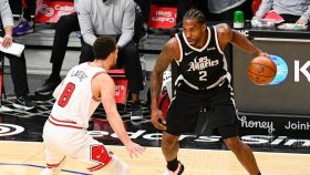 NBA: JAN 10 Bulls at Clippers