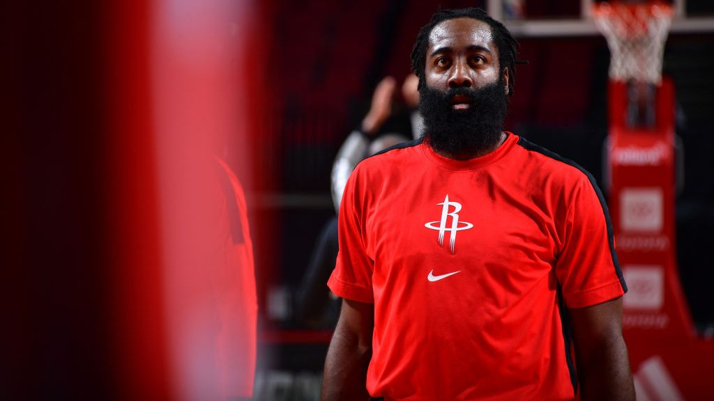 Rockets believe James Harden won't push trade demand rest of season