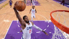 LA Clippers v Sacramento Kings