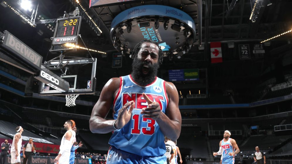 Harden says Mike D'Antoni was part of reason he wanted to come to Nets