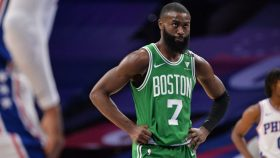 Celtics wing Jaylen Brown