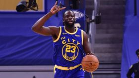Warriors forward Draymond Green vs. Knicks