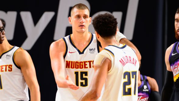 Watch Murray force OT, Jokic score 29 points with 22 boards as Nuggets beat Suns