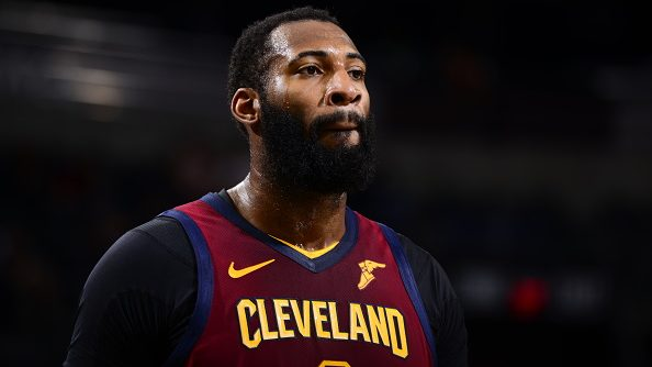 Cavaliers center Andre Drummond