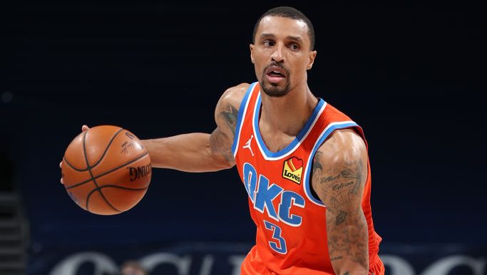 Thunder guard George Hill