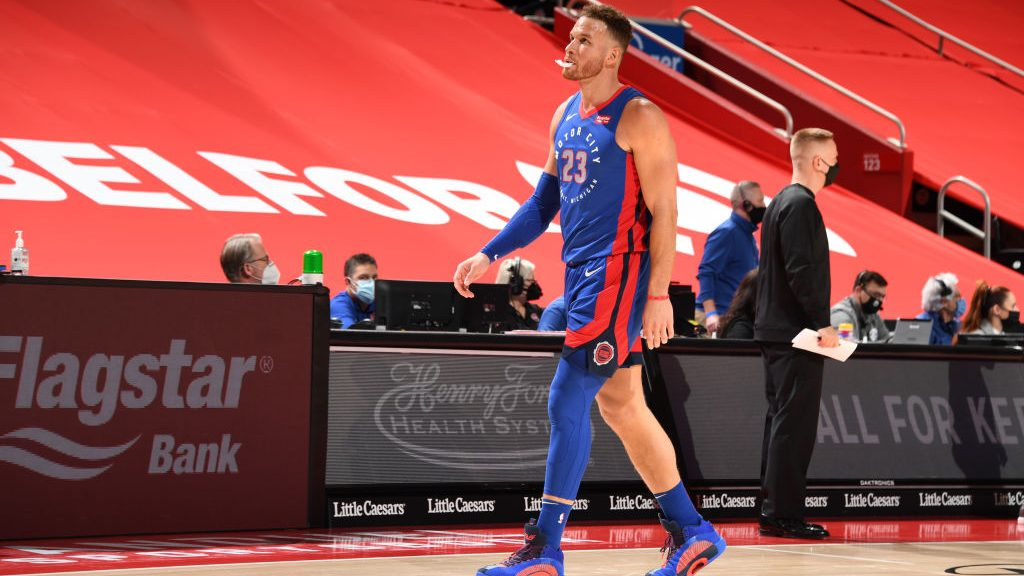 "Blake Griffin on why he chose the Nets: ""They have a need for a 4-man"""