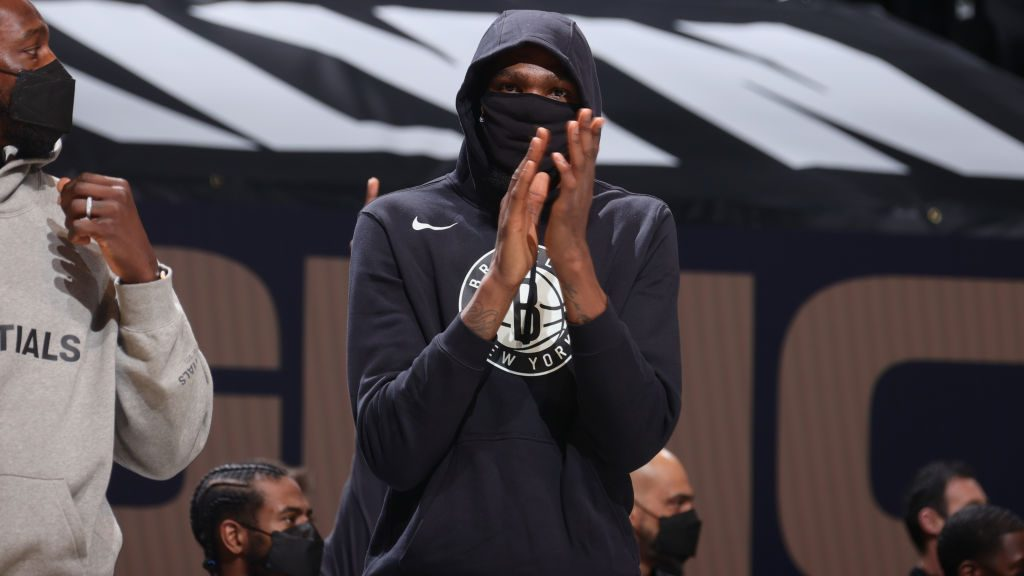 Nets star Kevin Durant