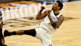 Nets star Kyrie Irving
