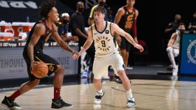 T.J. McConnell in Pacers-Cavaliers