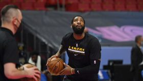 Lakers center Andre Drummond