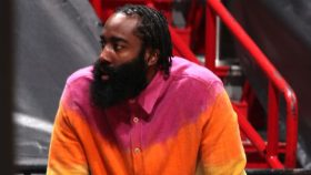 Nets star James Harden out with injury