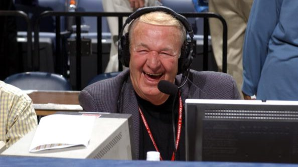 Pacers legend Slick Leonard