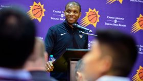 Suns executive James Jones