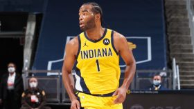 Pacers forward T.J. Warren