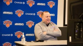 Knicks coach Tom Thibodeau