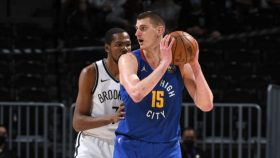 Brooklyn Nets v Denver Nuggets