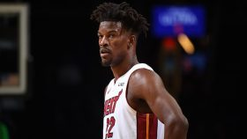 Heat guard Jimmy Butler