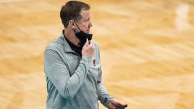 Trail Blazers coach Terry Stotts