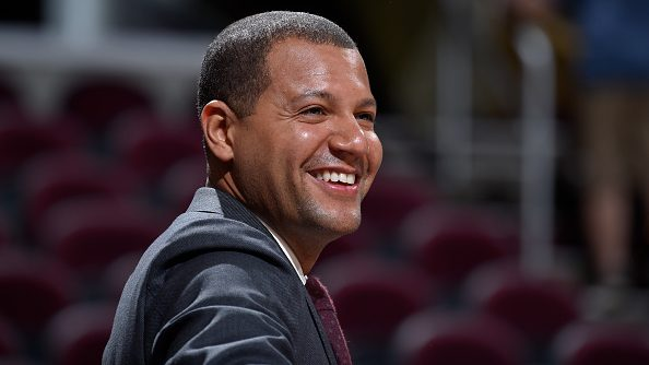 Cavaliers general manager Koby Altman