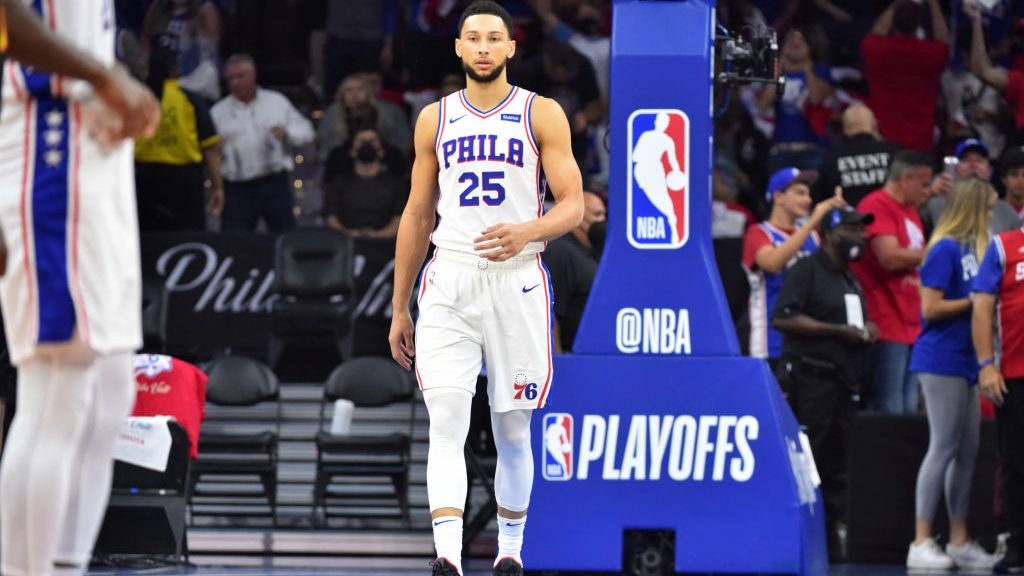 Joel Embiid brings up Ben Simmons not dunking as turning point in Game 7
