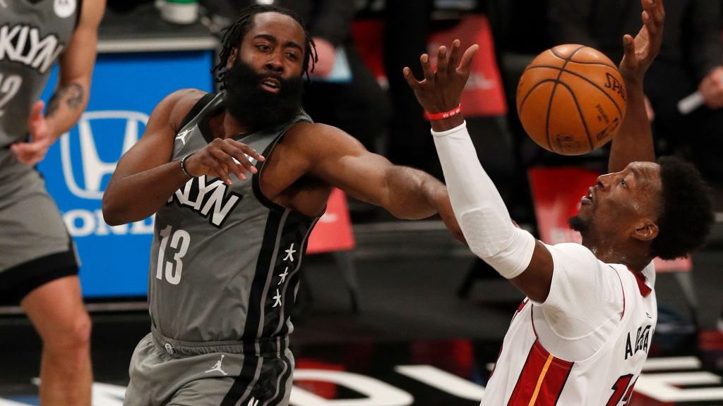 Brooklyn Nets' James Harden and Miami Heat's Bam Adebayo Commit to Team USA for Tokyo Olympic Games