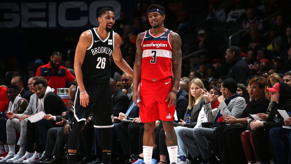 Spencer Dinwiddie getting $62M from Wizards in sign-in-trade