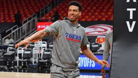 76ers wing Danny Green