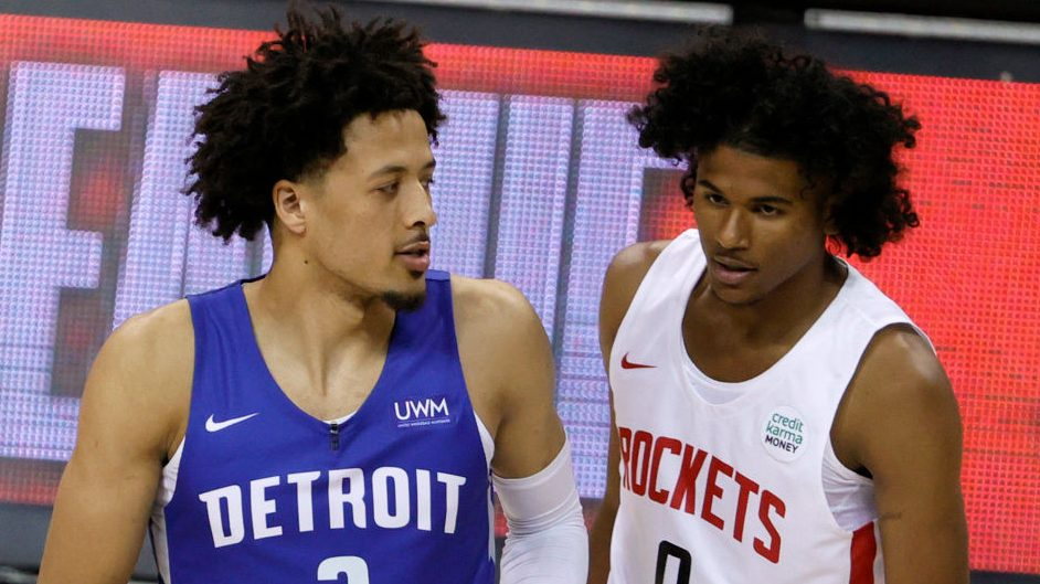 No. 1 Cunningham, No. 2 Green put on show at Summer League