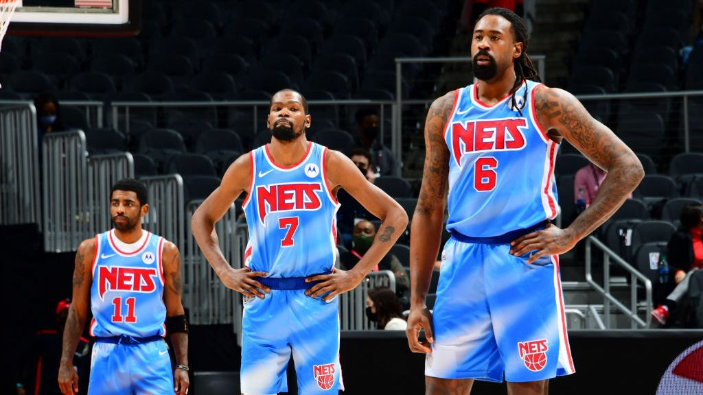 DeAndre Jordan on Kevin Durant and Kyrie Irving: 'We're brothers beyond basketball' - NBC Sports
