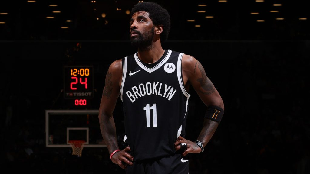 Kyrie Irving reportedly unvaccinated, could miss Nets home games - NBC Sports