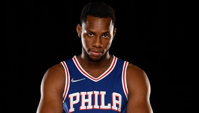 76ers rookie Charles Bassey