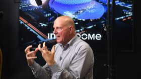Steve Balmer, Clippers, Intuit Dome Arena