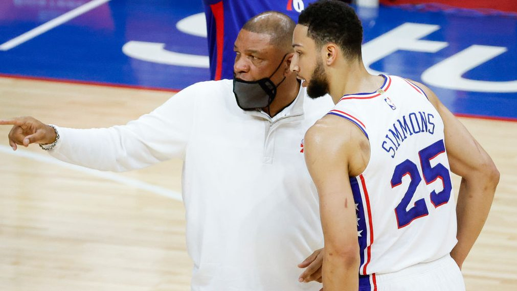 UPDATE: Ben Simmons reported to Sixers on Monday night